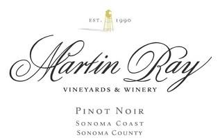 Martin Ray Sonoma Coast Pinot Noir