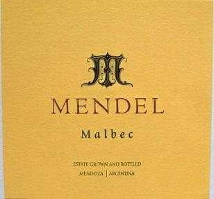 Mendel Malbec 2017