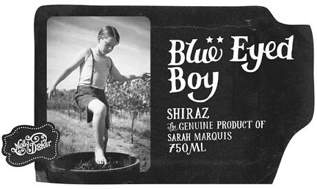 Mollydooker Blue Eyed Boy Shiraz Mv