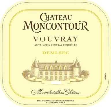 Moncontour Vouvray Demi Sec Mv