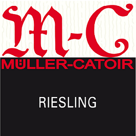 Muller Catoir Feinherb Riesling 2015
