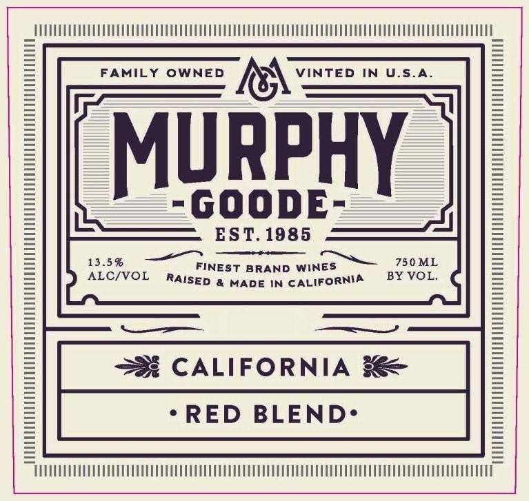 Murphy Goode California Red