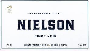 Nielson Santa Barbara Pinot Noir 2017