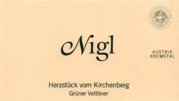 Nigl Kirchenberg Gruner Veltliner 2019