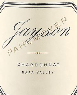 Pahlmeyer Jayson Chard