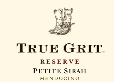 Parducci True Grit Petite Sirah 2015