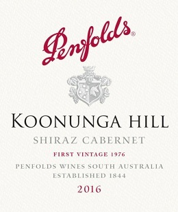 Penfolds Koonunga Hill Shiraz Cab