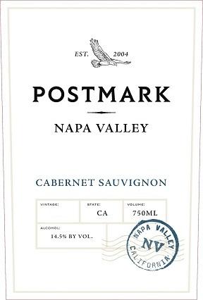 Postmark Napa Valley Cabernet 2018