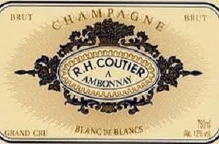 Rh Coutier Brut Blanc De Blanc Nv