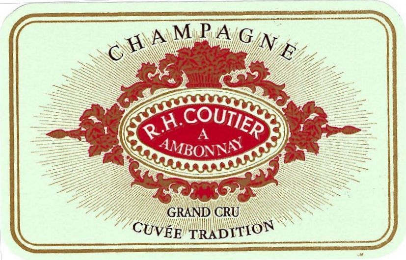 Rh Coutier Brut Tradition