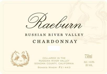 Raeburn Russian River Chardonnay 2018