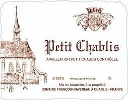 Raveneau Petit Chablis