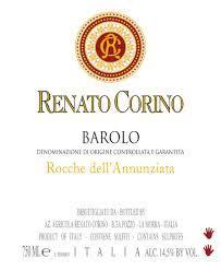 Renato Corino Barolo Rocche Dell Annunziata