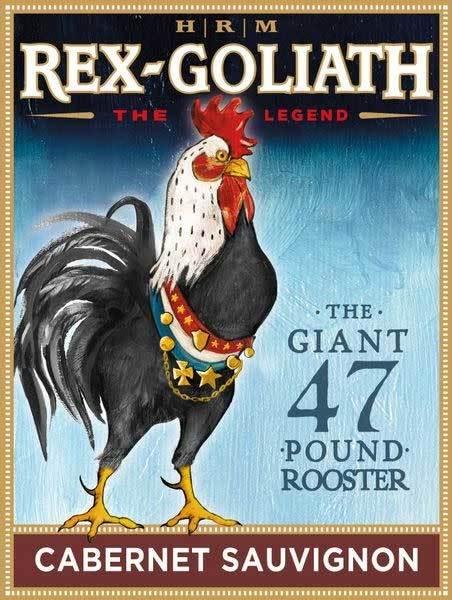 Rex Goliath Cabernet