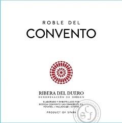 Roble Del Convento Ribera Del Duero
