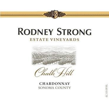 Rodney Strong Chalk Hill Chardonnay Chardonnay