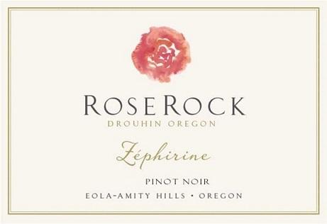 Rose Rock Zephirine Pinot Noir