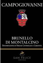 San Felice Campogiovanni Brunello Di Montalcino 2015