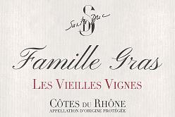 Santa Duc Famille Gras Vieilles Vignes 2017