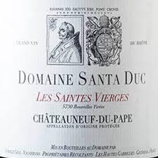Santa Duc Cdples Saintes Vierges