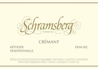 Schramsberg Cremant