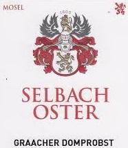 Selbach Oster Graacher Domprobst 2018