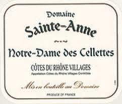 St Anne Notre Dame Des Cellettes