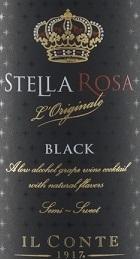 Stella Rosa Black