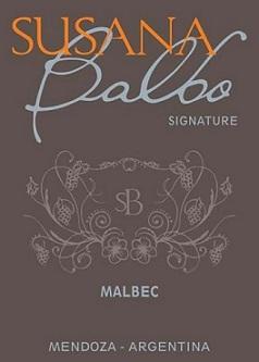 Susan Balbo Signature Malbec 2016