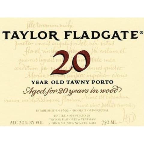 Taylor Fladgate20