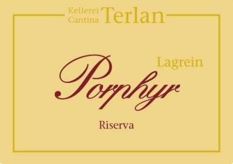 Terlan Porphyr Lagrein