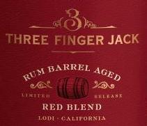 Three Finger Jack Rum Barrel Red 201