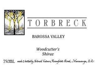 Torbreck Woodcutters Shiraz 2018