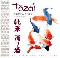 Tozai Snow Maiden Junmai Nigori