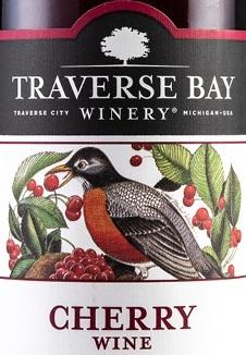 Traverse Bay Winery Cherry Wine Nv