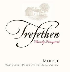 Trefethen Napa Valley Merlot 2017