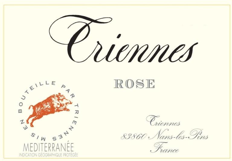 Triennes Rose
