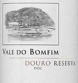 Vale Do Bomfim Douro Reserva 2016