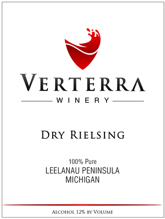 Verterra Dry Riesling 2018