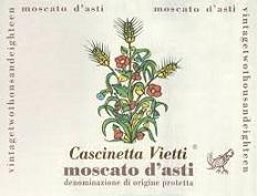 Vietti Moscato D Asti Mv