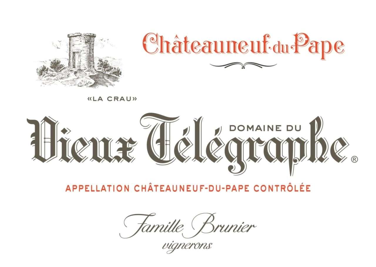 Vieux Telegraphe La Crau Cdp