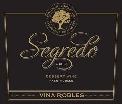 Vina Robles Segredo Port 500Ml 2012