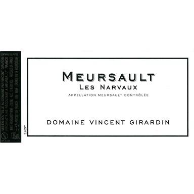 Vincent Girardin Les Narvaux Meursault