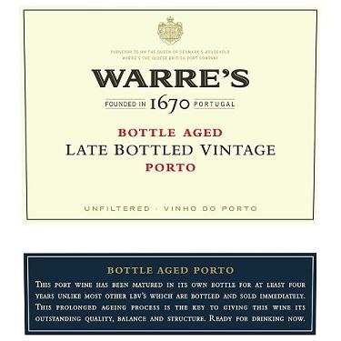 Warres 2008 Late Bottled Vintage Porto