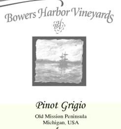 Bowers Harbor Pinot Grigio