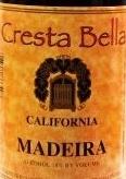 Cresta Bella Madeira California 750Ml