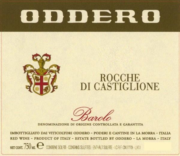 Fratelli Oddero Barolo Rocche Di Castiglione 1
