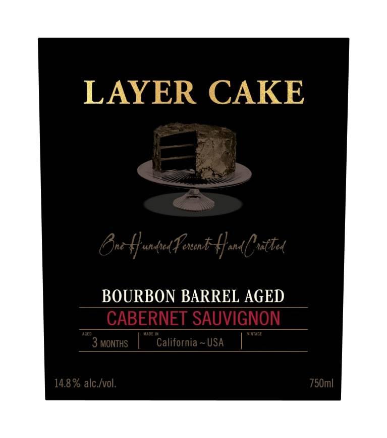 Layer Cake Bourbon Barrel