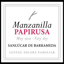 Lustau Papirusa Light Manzanilla Sherry