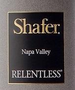 Shafer Vineyards Relentless Napa Proprietary Red Blend 89159 1496360526
